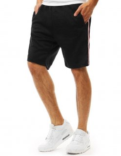 Tmavomodrá košeľa s dlhými rukávmi a kockovaným vzorom