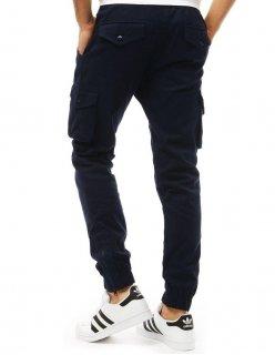 Jednoduché čierne pánske sako