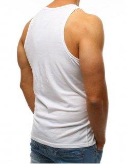 Biele tričko s nápisom SuperHotSport