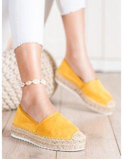Bordové topánky na zips