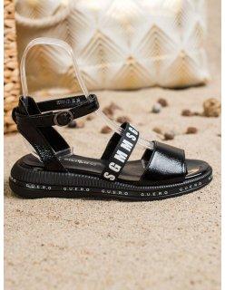 Šedé kožené topánky