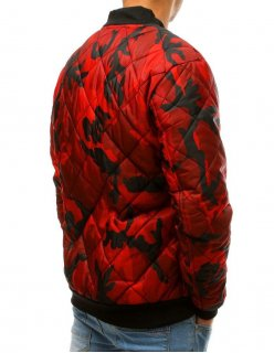 Košeľa pánska elegantná so vzorom tmavomodrá