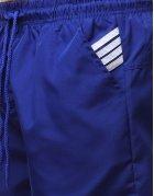 Modré pánske kraťasy