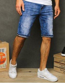 Pánske džínsové nohavice čierne