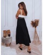 Čierna sukňa Elicia