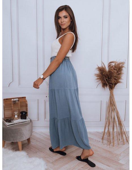 Modrá sukňa Elicia