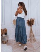 Tmavomodrá sukňa Elicia II