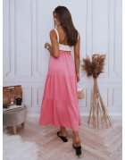 Fuksiová sukňa Elicia
