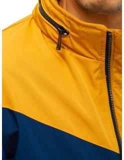 Flitrované šaty Virginia žlté