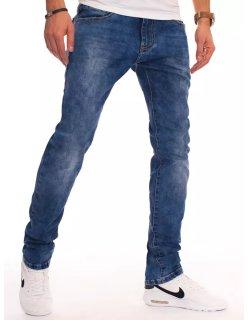 Antracitové teplákové nohavice Premium Racing