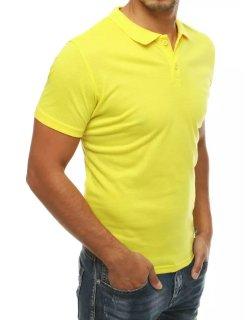 Modrá pánska elegantná košeľa so vzorom