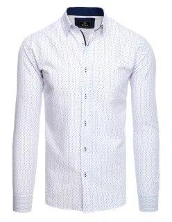 Biele pánske tričko New York City