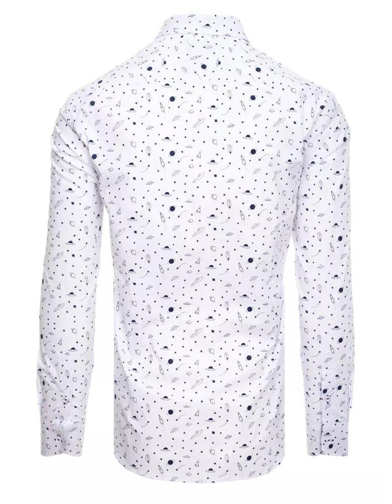 917d72f52b77 Biele pánske tričko Vintage Goods od NaSeba.sk
