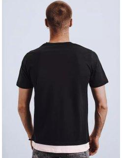 Semišové čierne tenisky Fashion