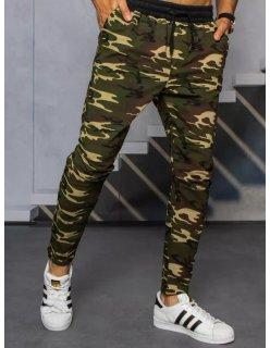 Šedé pánske teplákové nohavice SuperHot