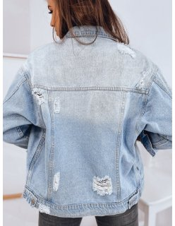 Nohavice pánske modré džínsové