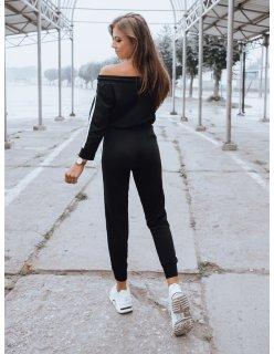 Tmavomodré pánske džínsové joggery