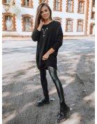 Čierne šaty Paola Black