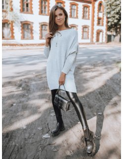 Hnedé šaty Paola Brown
