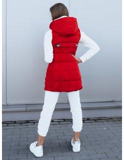 Tmavomodrá zimná párka bunda po kolená