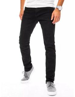 Čierne viazané topánky workery na zips