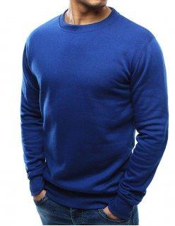 Modré džínsové nohavice pánske