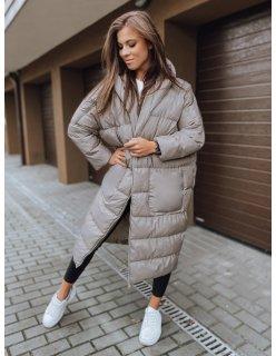 Klasická zimná tmavomodrá bunda