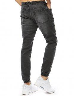Čierny pánsky sveter