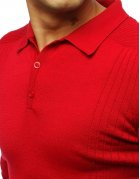 Červený pánsky sveter